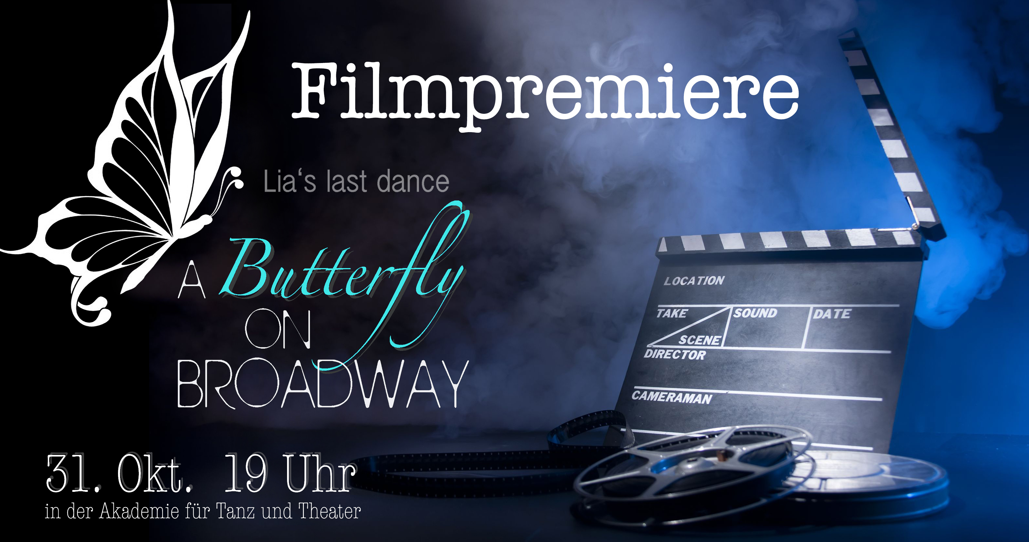 filmpremiere lia s last dance a butterfly on broadway sam co. Black Bedroom Furniture Sets. Home Design Ideas